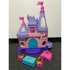 Fisher Price Little People Disney Songs Palace